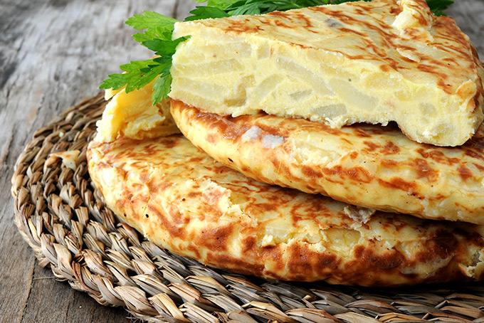 Блюда, которые стоит отведать в Испании