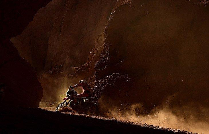 Гонка в пустыне — Ралли Дакар 2016