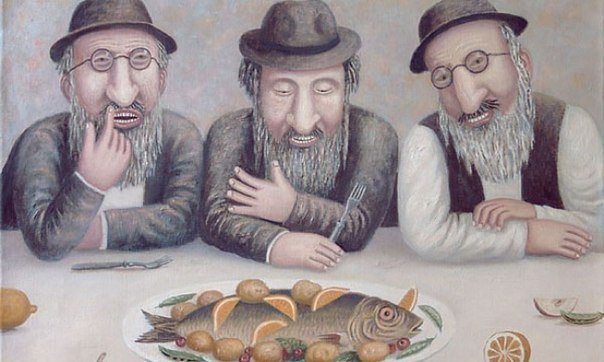 Интересные еврейские пословицы