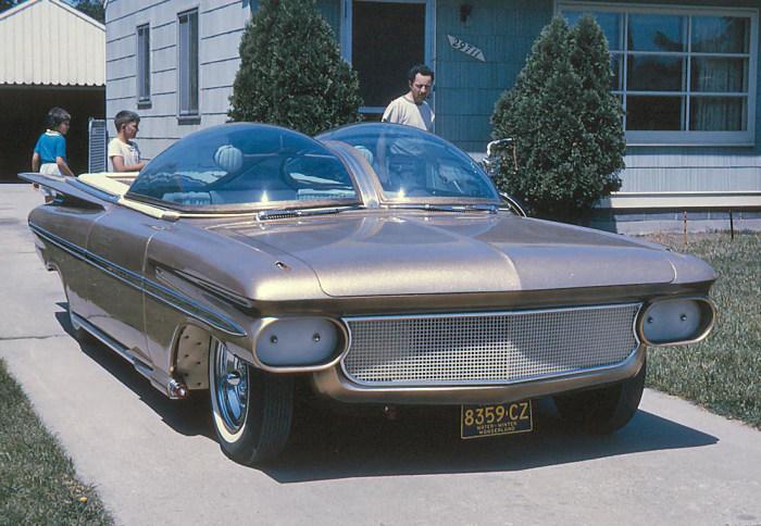 Концепт Chevrolet Ultimus, опередивший свое время