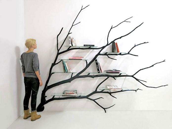 Мебель из корней и веток