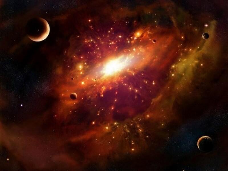 Почему взрываются звёзды