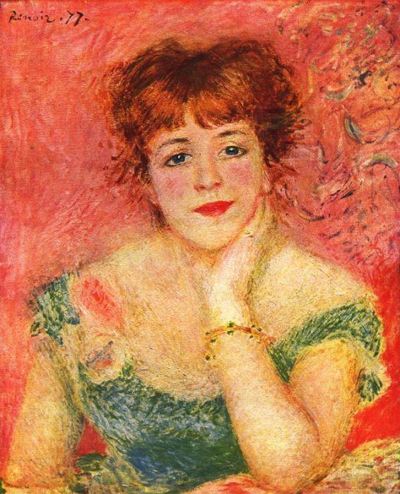 Судьбы женщин с известных картин