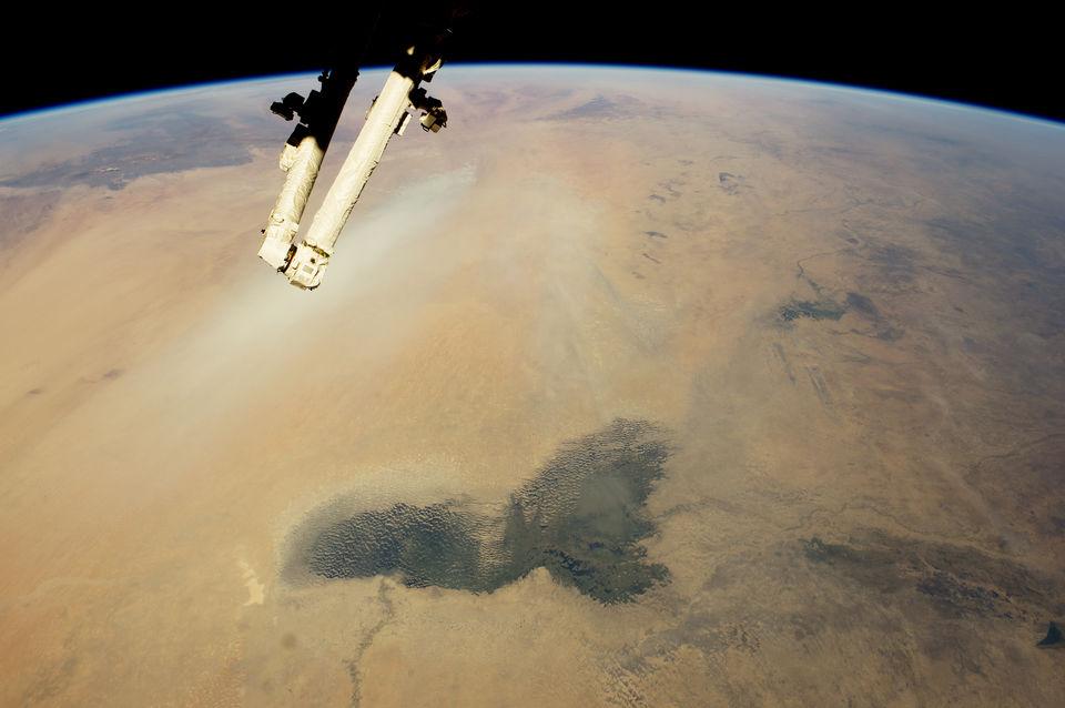 15 лучших снимков Земли с МКС от NASA
