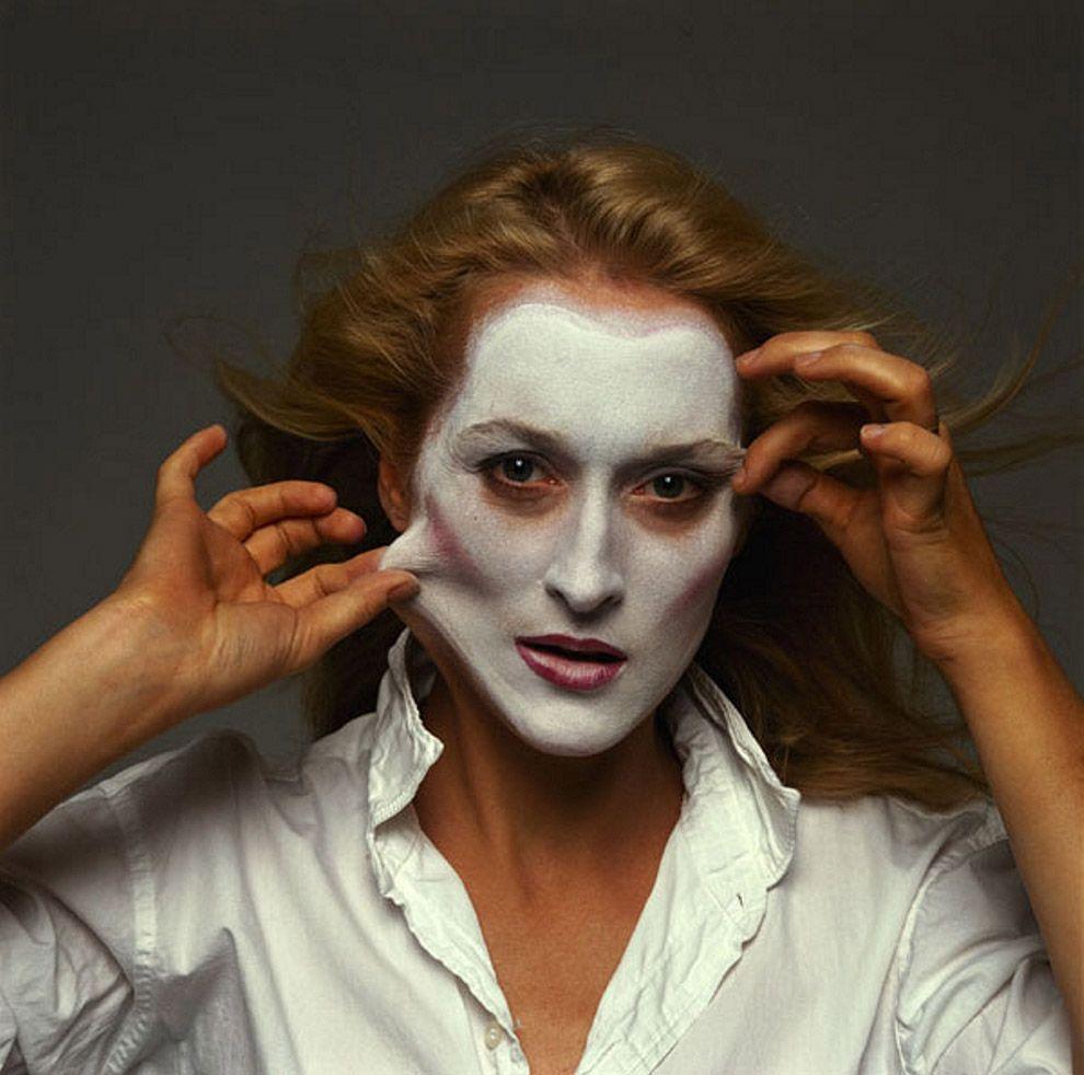 20 впечатляющих фотографий звезд от Энни Лейбовиц