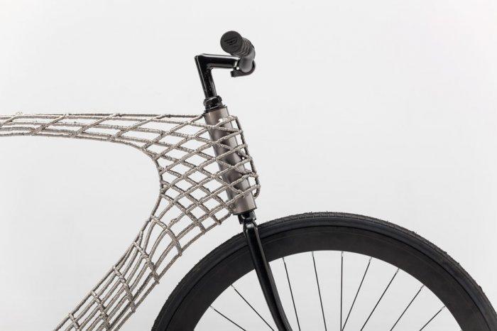 Arc — велосипед, напечатанный на 3D-принтере
