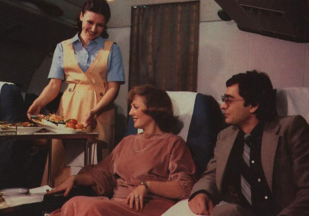 Как летали на пассажирских самолетах во времена СССР
