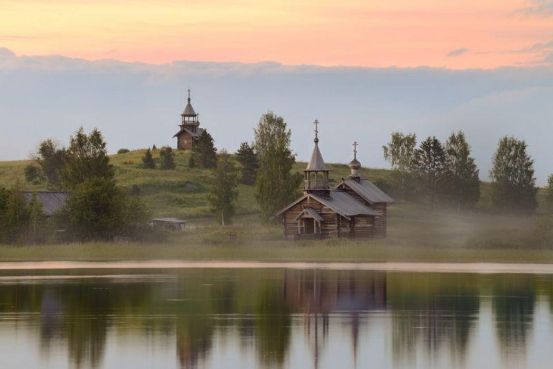 Красота русского севера глазами Эдуарда Гордеева