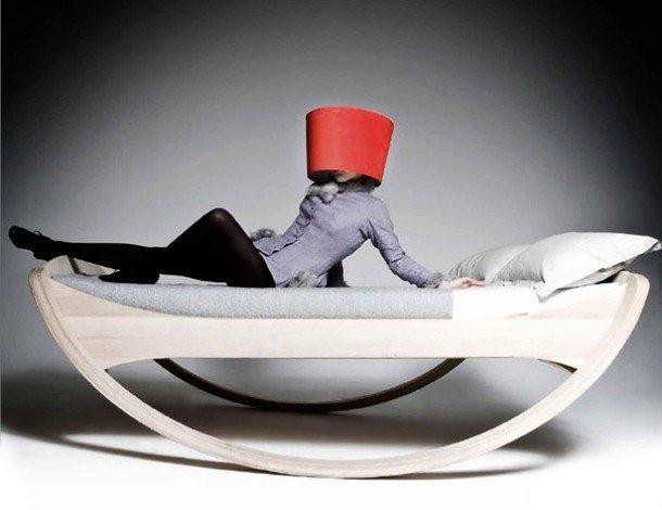 Невообразимые и креативные кровати