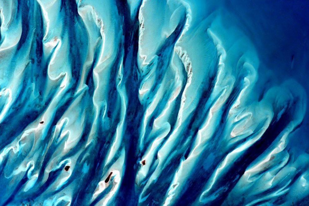Потрясающие снимки астронавта Скотта Келли с борта МКС