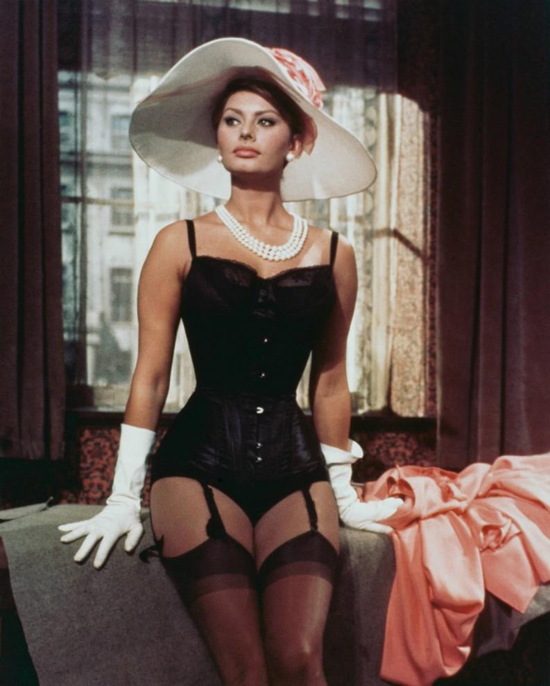 Самые красивые актрисы кино XX века