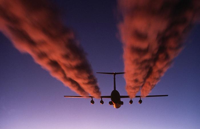 Самые невероятные факты о самолетах