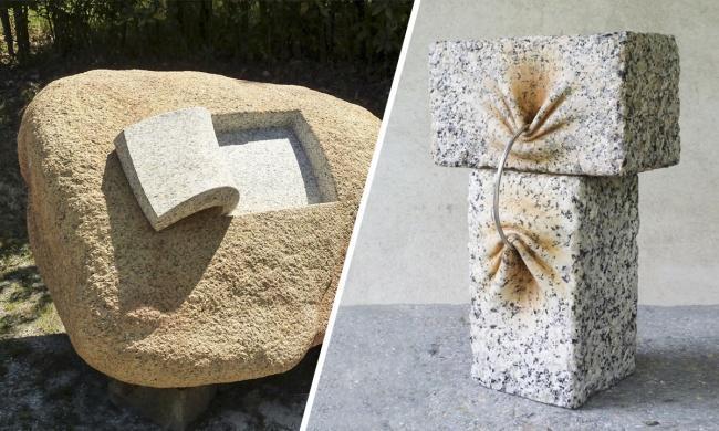 Удивительные скульптуры от Хосе Мануэля Кастро Лопеса