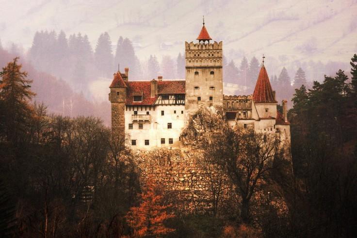 Замок Дракулы — визитная карточка Трансильвании