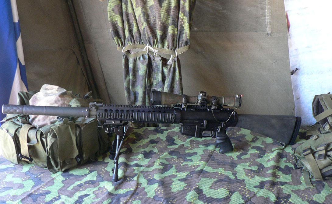 7 самых смертоносных снайперских винтовок мира