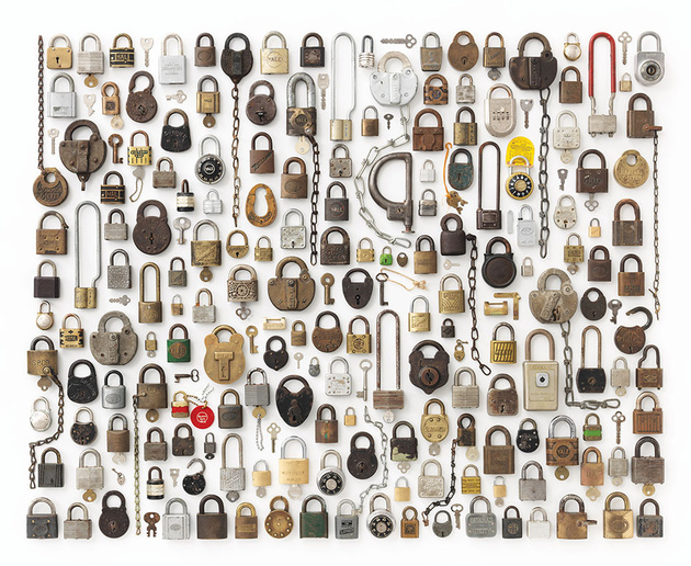 Аккуратно организованные вещи от Остина Рэдклифа: рай для перфекциониста