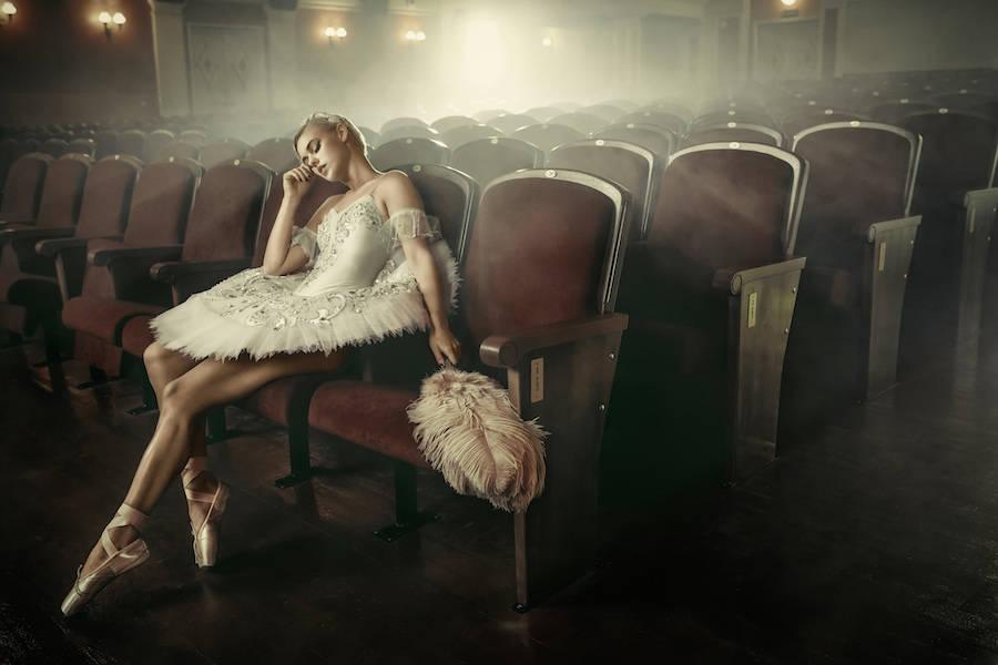 Балерины из России в календаре на 2016 год