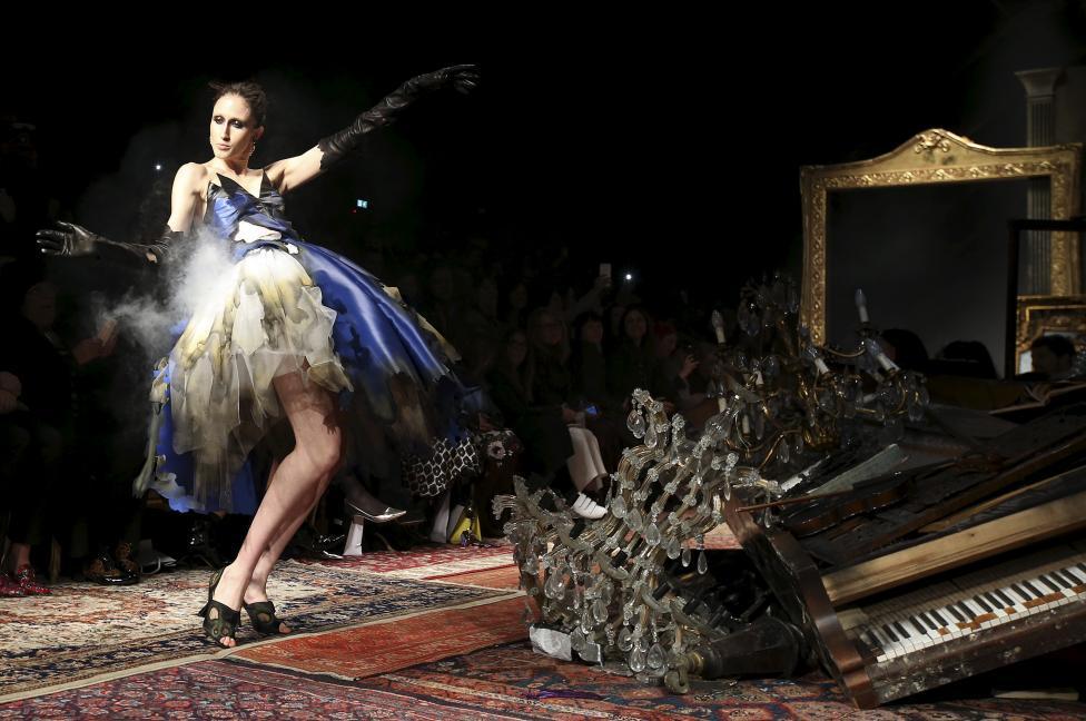 Интересные и необычные образы с Недели моды в Милане