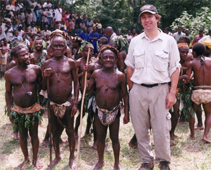 Секс у пигмеев африки