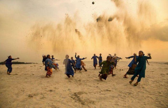 Лучшие снимки 2015 года по версии Sony World Photography Awards
