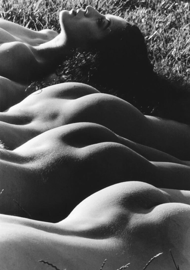 Люсьен Клерг – мастер ню фотографии