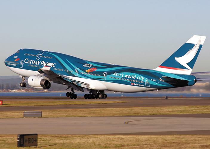 Наиболее безопасные авиакомпании в мире