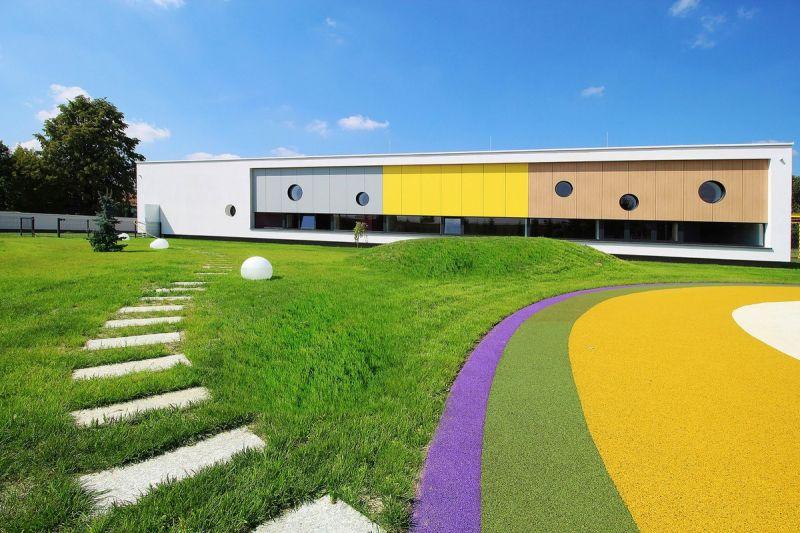 Необычный детский сад в Польше