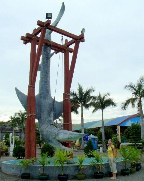 Необычный парк развлечений для детей во Вьетнаме