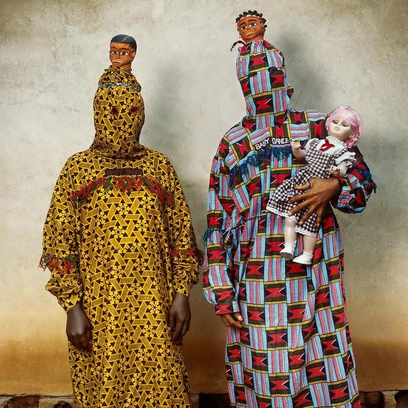 Нереально стильные наряды африканских модников