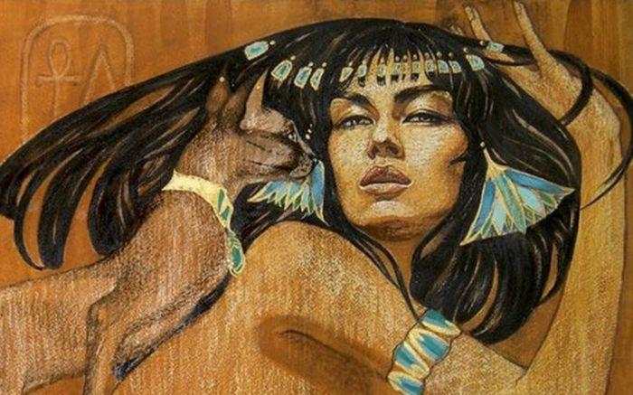 Отношение представителей древних цивилизаций к любви и сексу