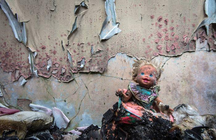 Таинственные заброшенные места на фотографиях Скотта Маккартена