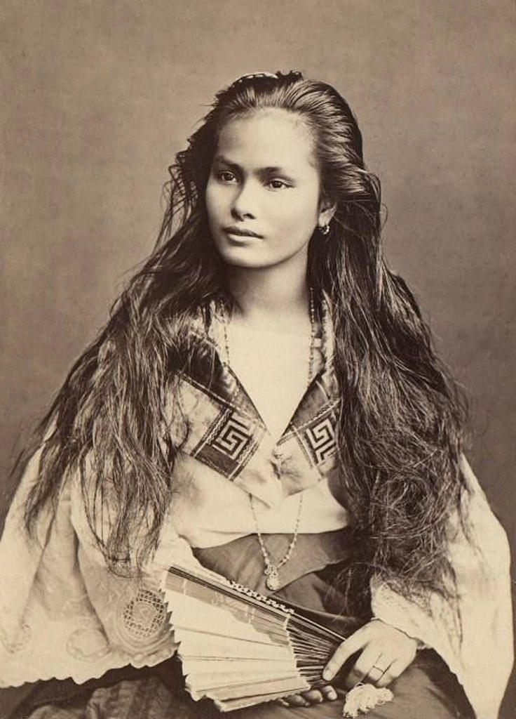 Женская красота на открытках 1900-1910 годов
