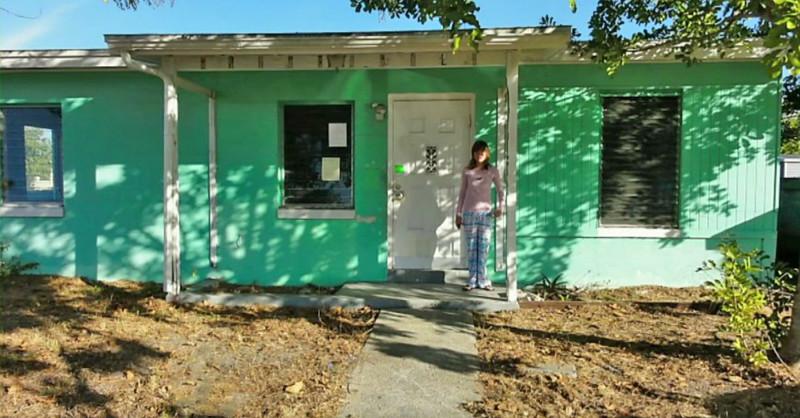 14-летняя американка купила себе дом на свои деньги