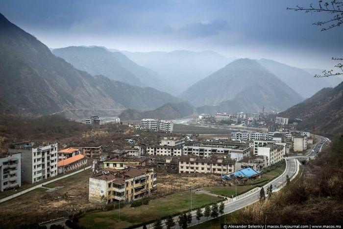 Бэйчуань — город-музей на обломках страшного землетрясения