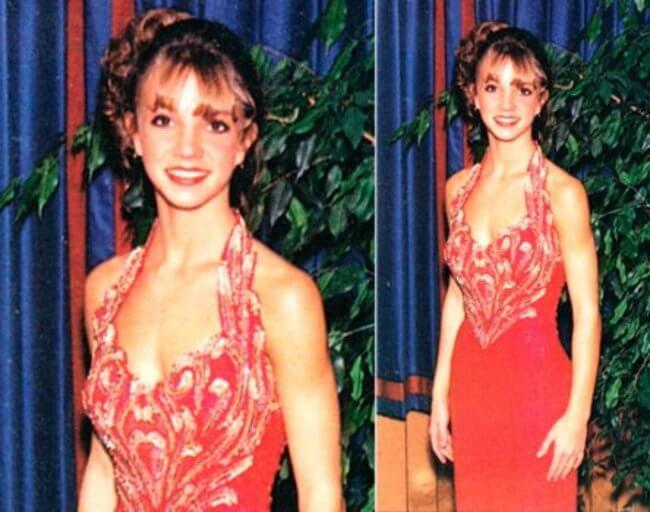 Фотографии знаменитостей, сделанные на их выпускном вечере