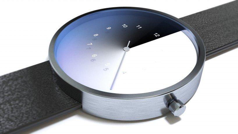 Неповторимые наручные часы с градиентом