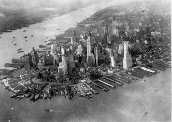 Трущобы Нью-Йорка конца XIX века