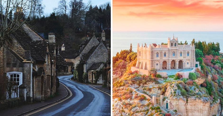 25 уютных городов Европы
