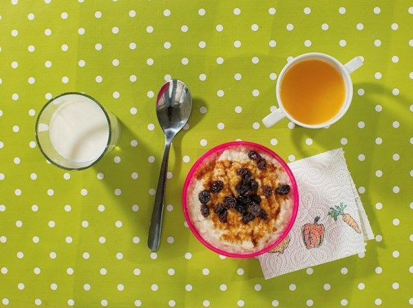 Что едят дети на завтрак по всему миру
