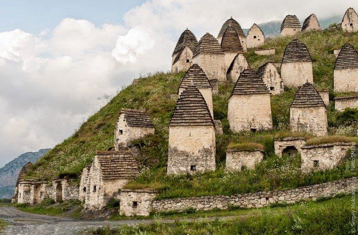 Древний город мертвых