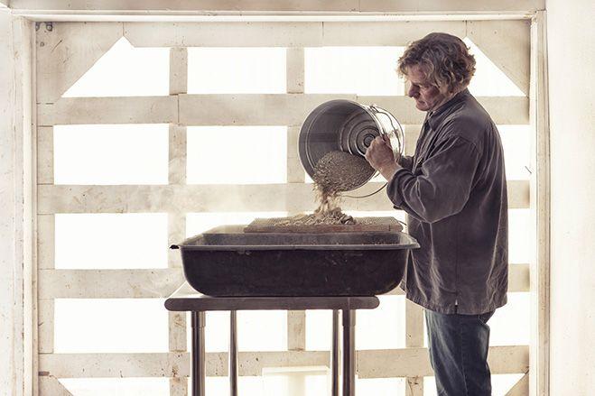 Искусство создания идеальных шаров из грязи