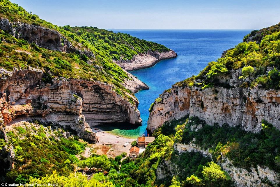 Лучший пляж Европы