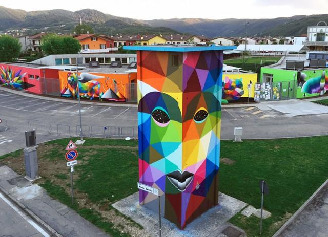 Необычный детский сад в Италии