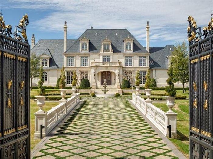 Роскошный особняк стоимостью 32 миллиона долларов
