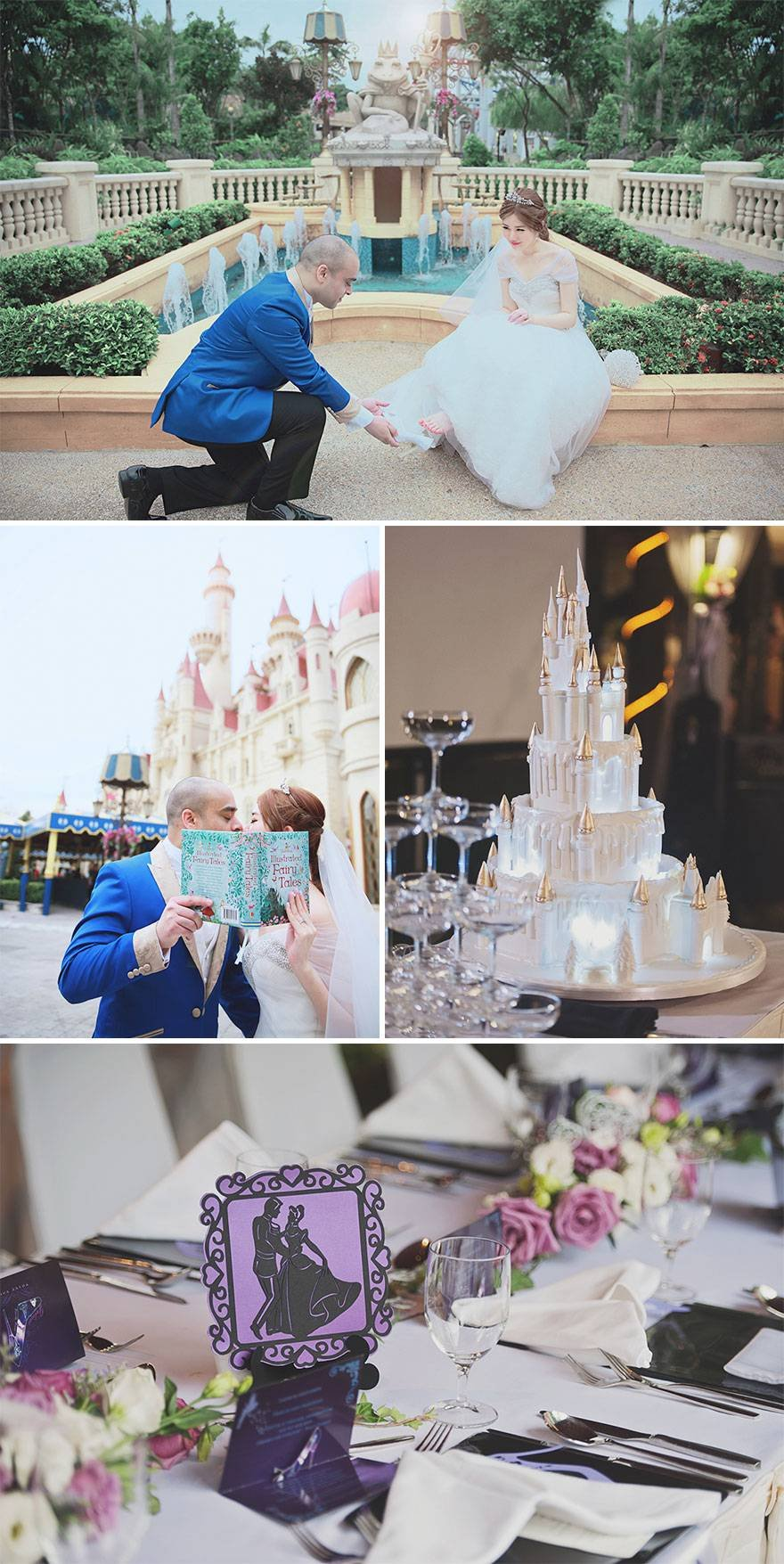 Свадьбы гиков, косплееров и другие тематические свадьбы
