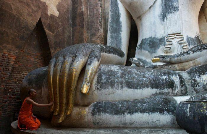 Удивительная красота буддизма на фотографиях от Джереми Хорнера