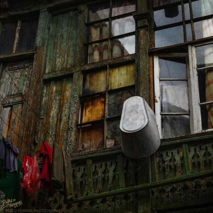 Завораживающие снимки Грузии от аргентинского фотографа