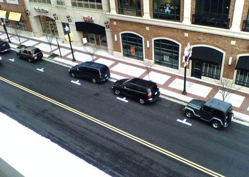 Когда изобрел новый способ парковки автомобиля