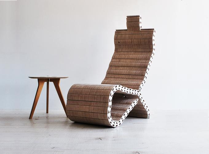 Мебель из элементов, похожих на детали конструктора