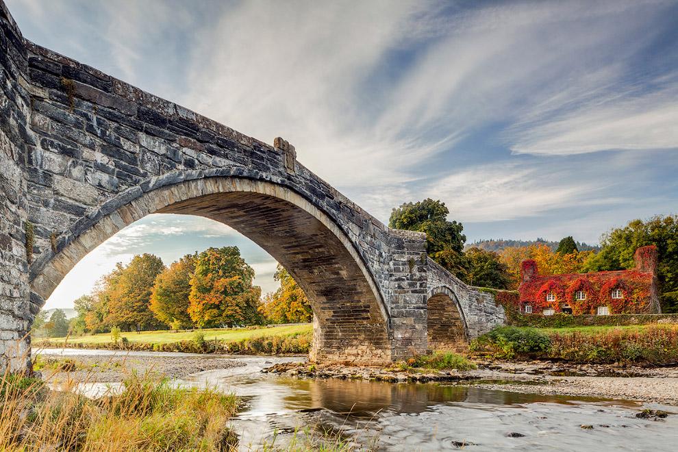 Прекрасные пейзажи Британии